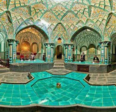 استحمام چهارگانه اسلامی