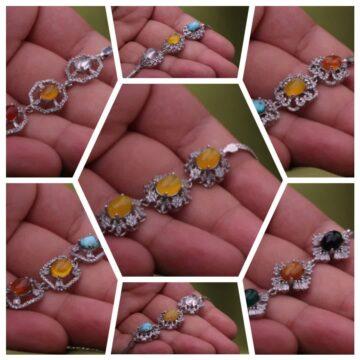 دستبند زنانه شرف الشمس